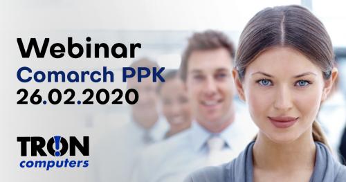 Comarch PPK – sprawdzone rozwiązanie dla twojej firmy