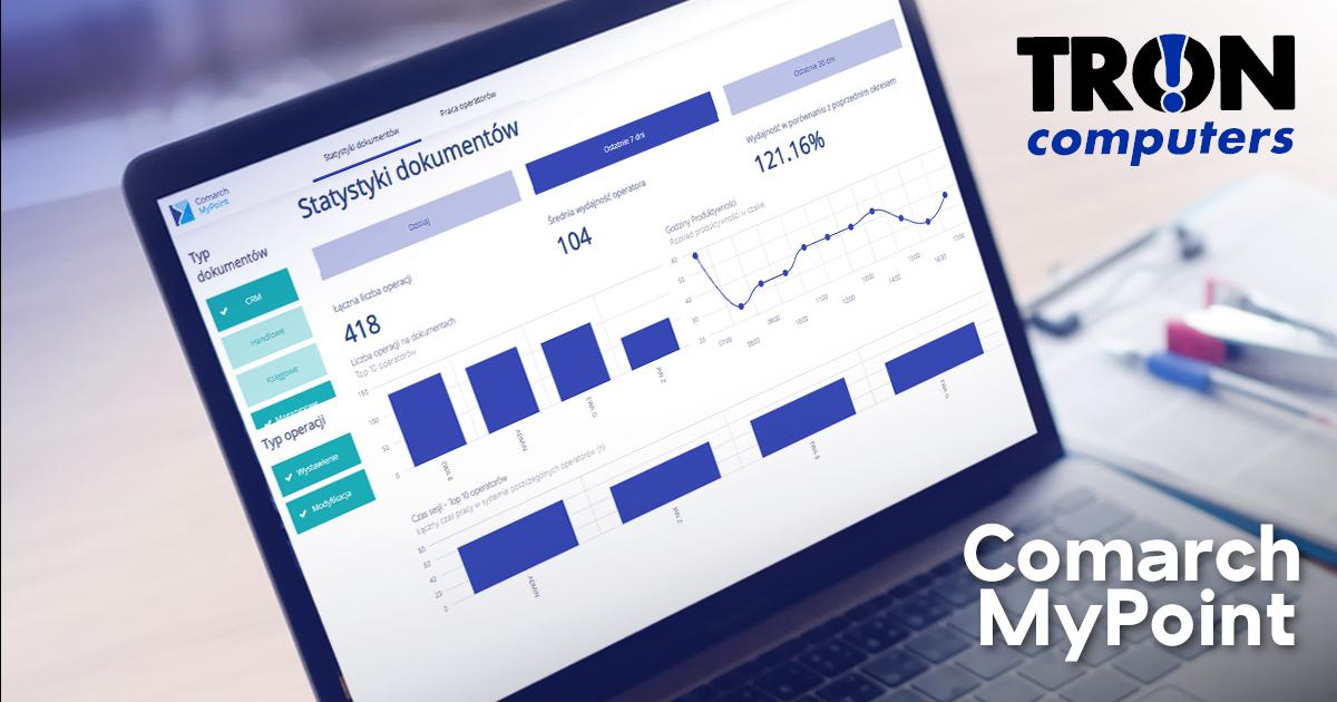 Comarch MyPoint – praca zdalna w Twojej firmie