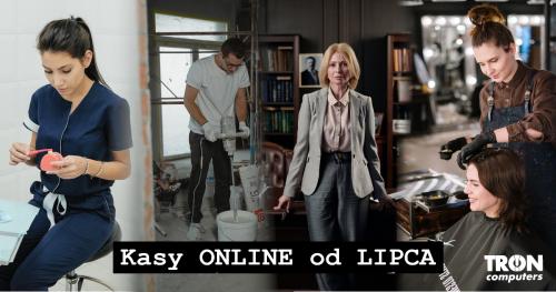 Kasy ONLINE od 1 LIPCA 2021