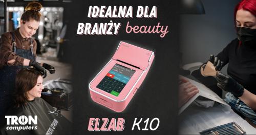 ELZAB K10 Online – kasa idealna dla branży beauty!
