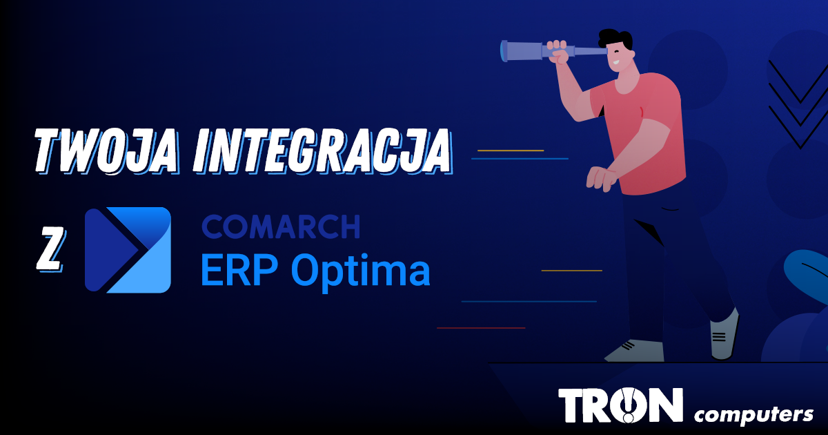 Comarch Optima – twoja własna integracja