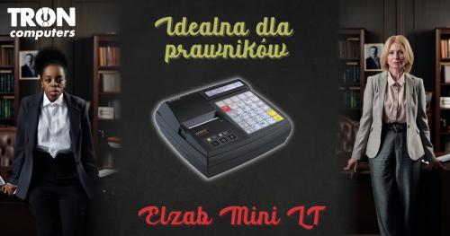 ELZAB Mini LT Online – kasa idealna dla prawników!